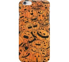 Pumpkin Town iPhone Case/Skin