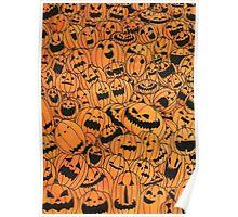 Pumpkin Town Poster