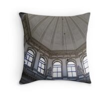 Church dome. Throw Pillow