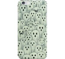 Ghastly Ghouls iPhone Case/Skin