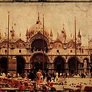 San Marco Square 2 - Venice 1968 by pennyswork