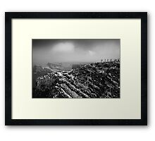 Cape St. Vincent Framed Print
