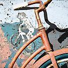 Boy on a Bike by Susana Weber