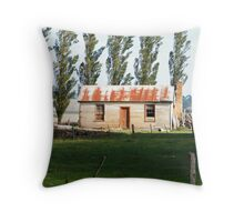 Rural Life Throw Pillow