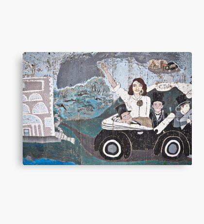 Hello - Goodbye Canvas Print