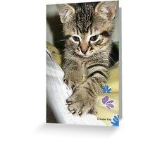 Paper Shredder Greeting Card