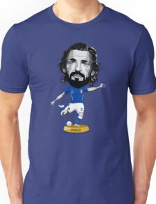 Pirlo figure Unisex T-Shirt