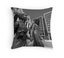 Our Saint Throw Pillow