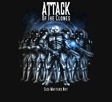 Sontaran's: Attack of the Clones - Size Matters Not T-Shirt