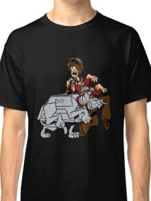 Scooby Who Classic T-Shirt