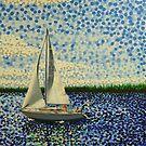 Sailing with Olivia by Alan Hogan