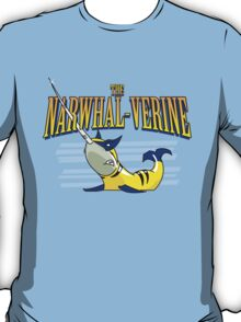 The Narwhal-verine! T-Shirt