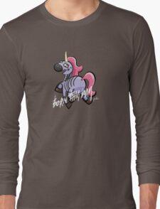 Dark Unicorn way Long Sleeve T-Shirt