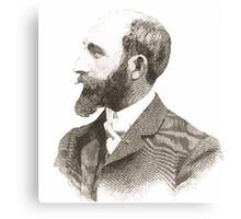 Jules Alexandre Grün Canvas Print
