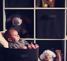 Adorable Boy Baby-Doll by kristideephotog