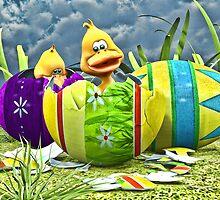 Easter Fun by Alexander Butler