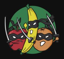 Fruits Fight Back by DetourShirts