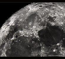 """""""Super Moon"""" - March 19, 2011 by Al Camardella Jr."""