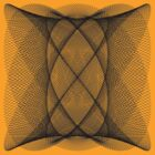 Lissajous XVI Light by Rupert  Russell