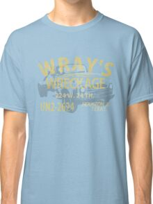 Wrays wreckage Classic T-Shirt