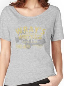 Wrays wreckage Women's Relaxed Fit T-Shirt
