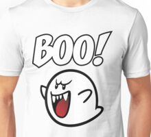 BOO Mario Ghost Unisex T-Shirt