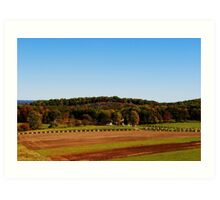 At All Costs - Gettysburg, PA Art Print