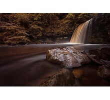 Lady Falls Waterfall Country Photographic Print