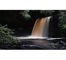 Lady Falls  Photographic Print
