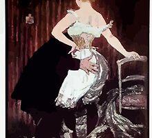 Jules Alexandre Grün Lady Underwear by wetdryvac