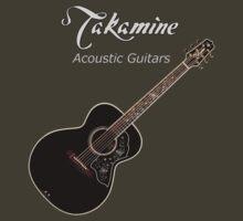 Takamine Acoustic Guitars  by maliderkel