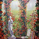 Germany Baden-Baden Rosengarten 1 by Yuriy Shevchuk