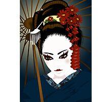 Momoko Photographic Print