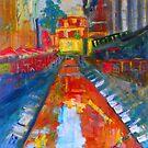 City Square Melbourne VIC  by Margaret Morgan (Watkins)