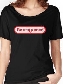 Retrogamer Women's Relaxed Fit T-Shirt