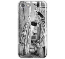Alley Stacks - Sydney - Australia iPhone Case/Skin