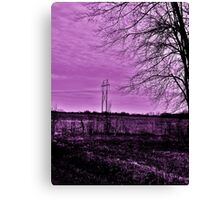 Protruding Hands Of Man Canvas Print