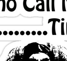 Tim the Magician Sticker