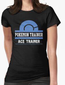 Pokemon Trainer - ACE Womens Fitted T-Shirt
