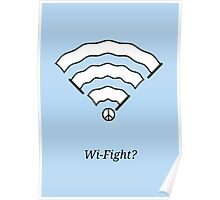 Wi-Fight? Poster