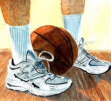 Basketball by Yvonne Carter