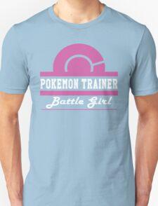 Pokemon Trainer - Battle Girl T-Shirt