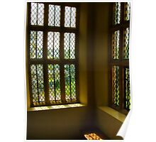 Sunny Corner ~ Montacute House Poster