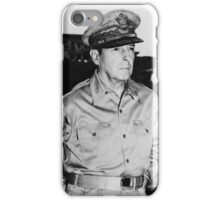 General MacArthur iPhone Case/Skin