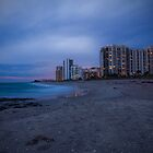 Dawn at Singer Island by Michael Damanski
