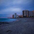 Dawn at Singer Island by Michael Damanski