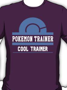 Pokemon Trainer - Cool Trainer T-Shirt