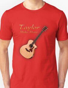 Taylor Unisex T-Shirt