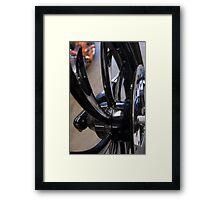 Rim- Color Framed Print
