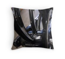 Rim- Color Throw Pillow